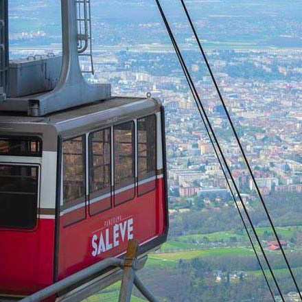 Geneva City Pass 24h Saleve