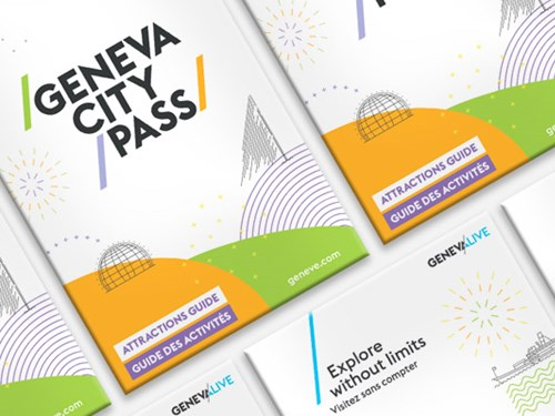 Geneva City Pass brochure