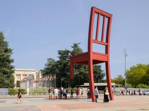 Geneva City Pass The Chaire