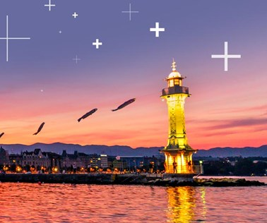 Geneva offers you the stars header