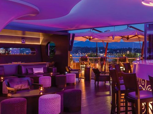 Floor two Rooftop bar geneva